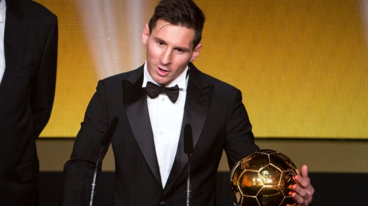 Messi and Ronaldo set to miss top three of this year's Ballon d'Or