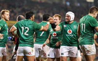 The team Ireland need to select to defeat New Zealand