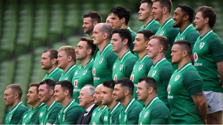 Eddie O'Sullivan and Brent Pope agree on Ireland's 'first name on the team-sheet'