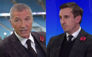 Graeme Souness puts Gary Neville on the spot with Mourinho question during heated debate