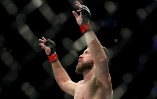 Donald Cerrone breaks records and opponent's arm to close out heroic homecoming