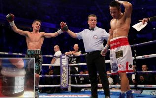 We need to talk about Anthony Crolla's urine sample