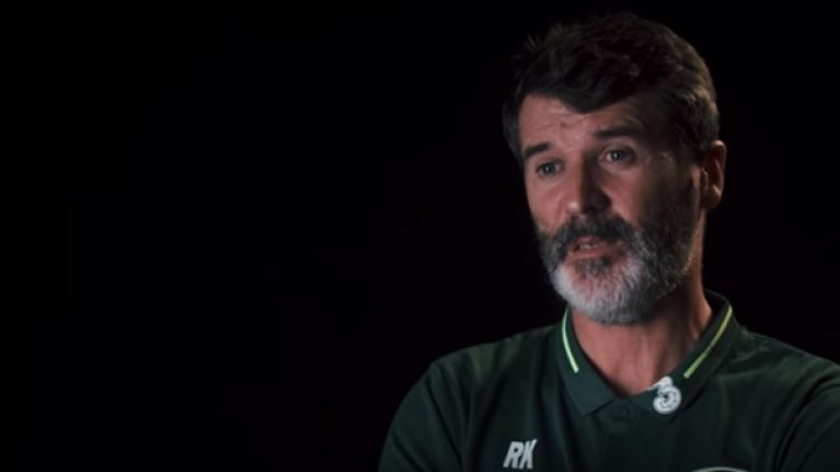 Roy Keane: I'm at my happiest when I'm in a dressing room