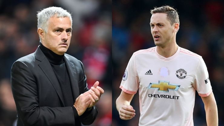 "Some Manchester United players consider Nemanja Matic to be ""untouchable"" and are questioning his role in the team"