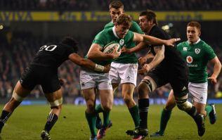 Andrew Trimble on forgotten Irish star that needs to start against All Blacks