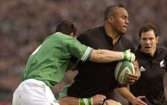 Ronan O'Gara will never forget his first encounter with Jonah Lomu 'in his pomp'
