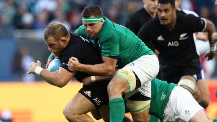 Andrew Trimble outlines why Ireland have to start CJ Stander against the All Blacks