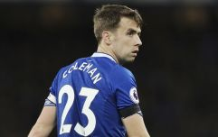 Seamus Coleman explains exactly why he hasn't left Everton
