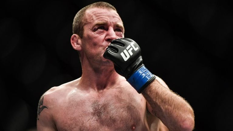 Neil Seery returns to UFC rankings 485 days after retiring from mixed martial arts