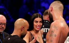Tony Bellew's wife claims she was provoked after being filmed in homophobic rant