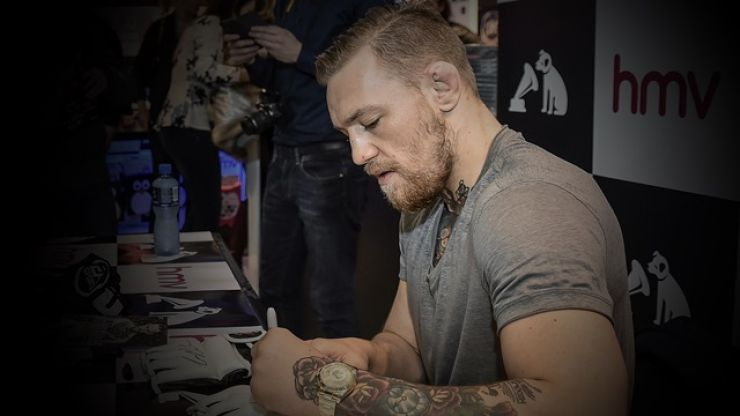 Conor McGregor has a contract on the table for next fight according to Brendan Schaub