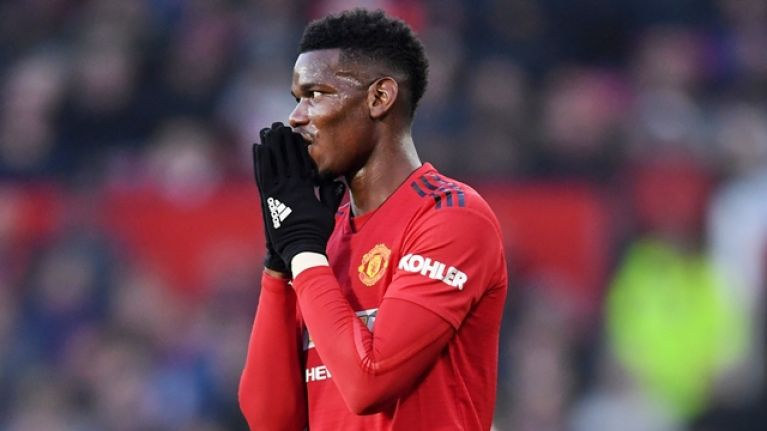 Paul Pogba set to be offered another way out of Old Trafford