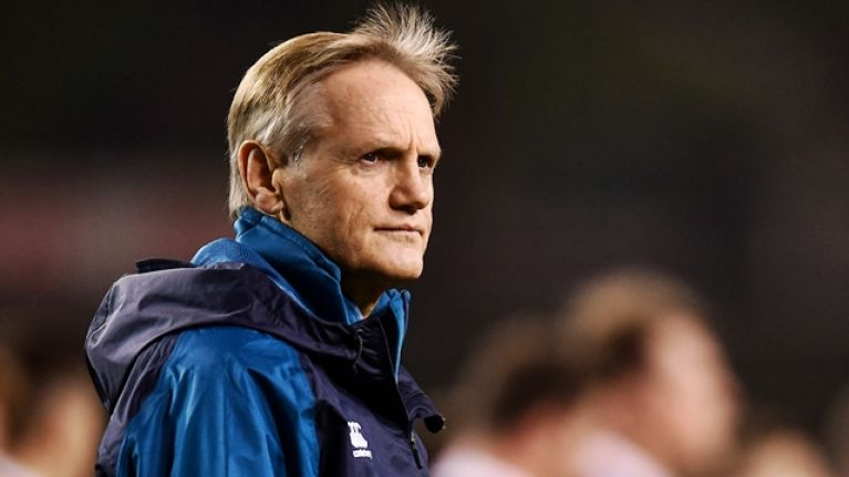 Joe Schmidt says final decision on Ireland future is wrecking his head