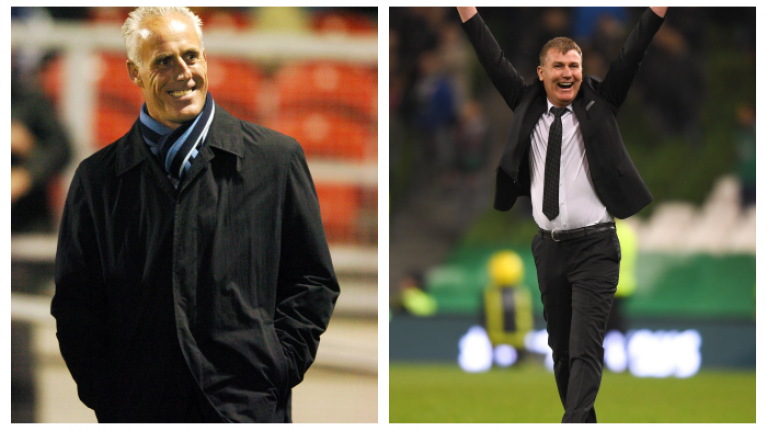 The Football Spin double appointment special as Ireland hire Mick McCarthy and Stephen Kenny on one day.