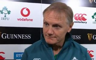 RTE panel think Joe Schmidt is leaving after post-match interview