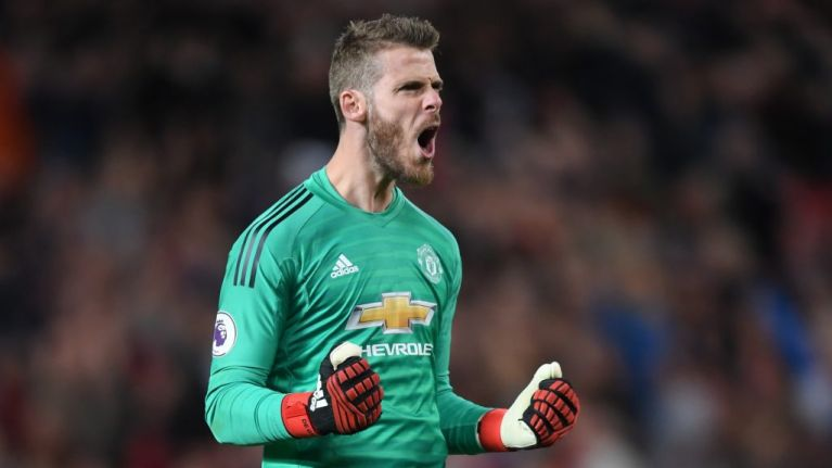 pretty nice 54243 eaac8 PSG poised to sign David De Gea on free transfer next summer ...