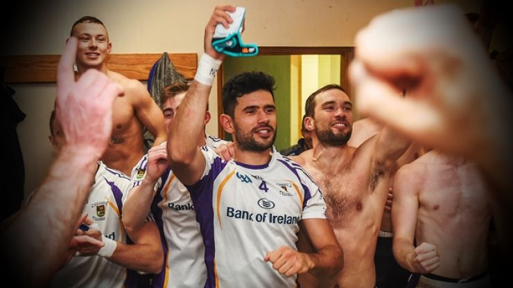 Kilmacud Crokes reaction to Cian O'Sullivan's stag do says a whole lot