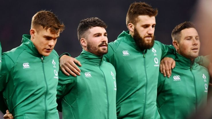 Ireland may need to win another Grand Slam to claim World No.1 spot