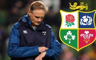 Joe Schmidt's Irish departure would leave Lions with interesting dilemma