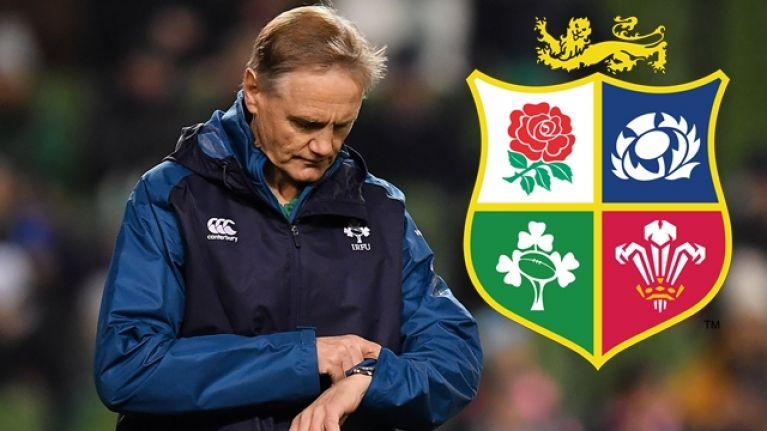 Joe Schmidt's Irish departure would leave Lions with ...