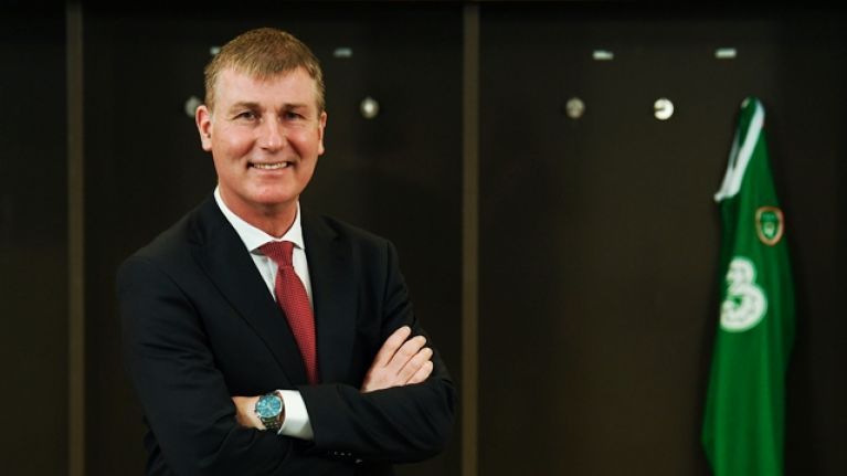 Stephen Kenny confirms details of Ireland managerial succession plan