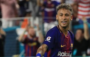 Neymar's return to Barcelona may be a real possibility