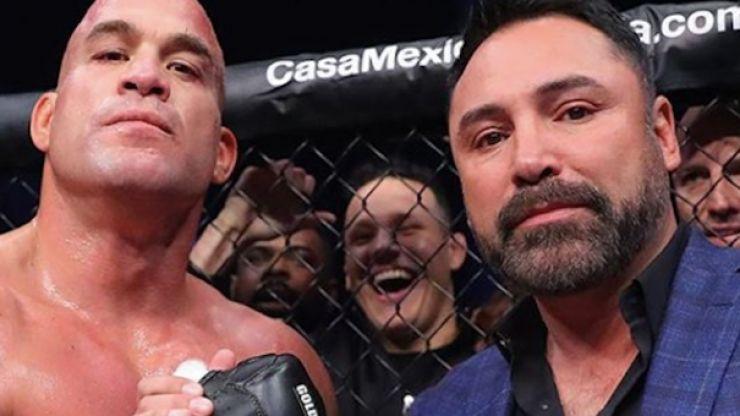 Dana White sounds off on Tito Ortiz and Oscar 'De La Cokehead'