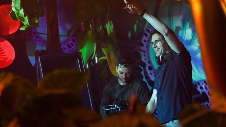 WATCH: Kevin Kilbane's journey from football pundit to 'DJ Killa'