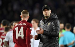 Here's what Liverpool need to do to reach the Champions League knockout stages