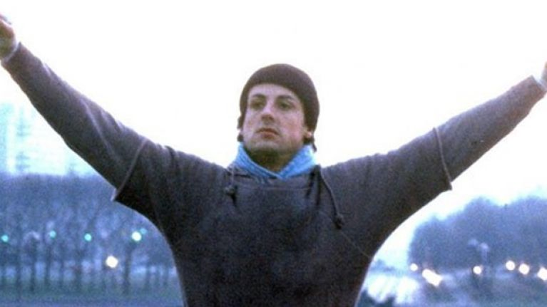 Sylvester Stallone may have played Rocky Balboa for the very last time