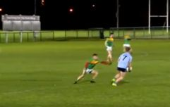 Watch: New rules trialed in challenge match as three handpass law is flagged