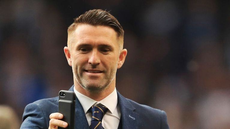 Reaction to Robbie Keane's retirement has been something else