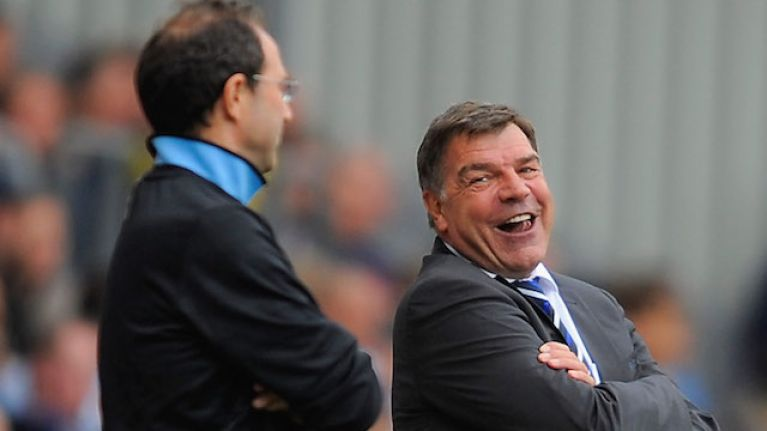 """""""I think even Big Sam would get more out of those Ireland players"""""""