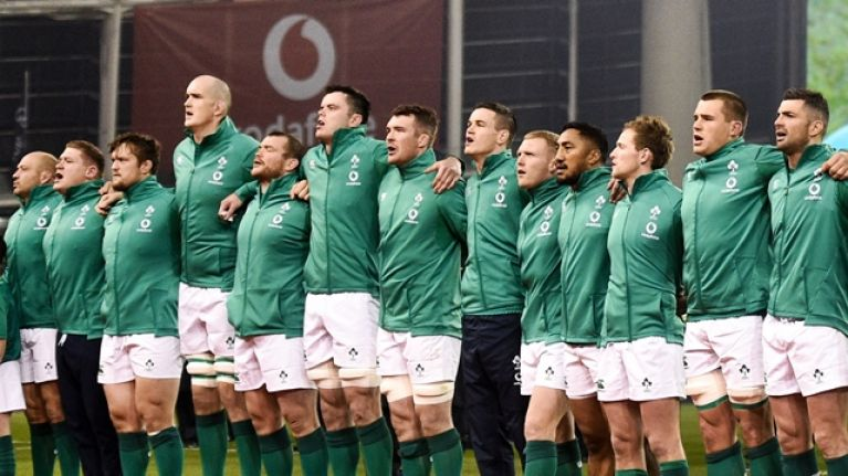 'He just smashed their talisman' - Andrew Trimble on Ireland's most underrated of heroes