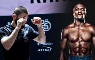 Khabib Nurmagomedov willing to fight out UFC contract to secure Floyd Mayweather bout