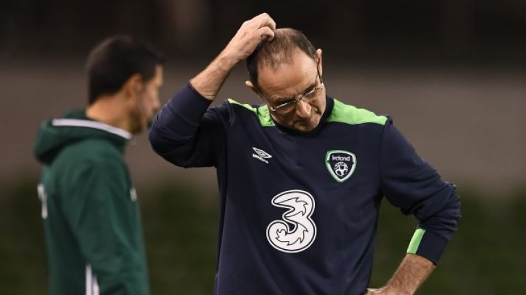 The seven best things Martin O'Neill did for Ireland