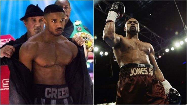 Roy Jones Jr. is actually willing to fight Creed star Michael B. Jordan