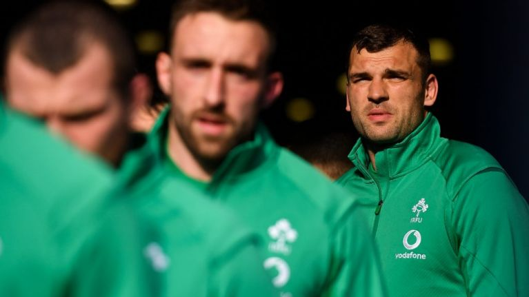 'I'd like to see Tadhg Beirne, Jack Conan and John Cooney brought back in'