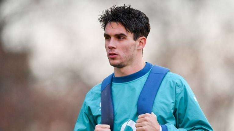 Joey Carbery starts as Ireland name team to play USA