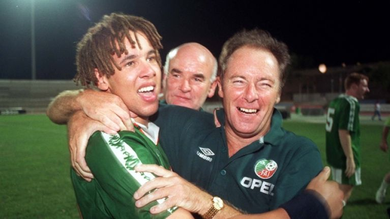 New documentary about Irish football at its best will be aired on Friday night