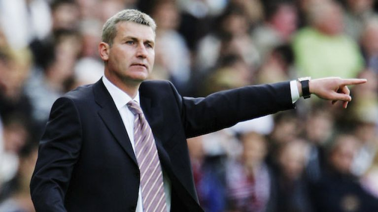 Stephen Kenny on what really happened at Dunfermline