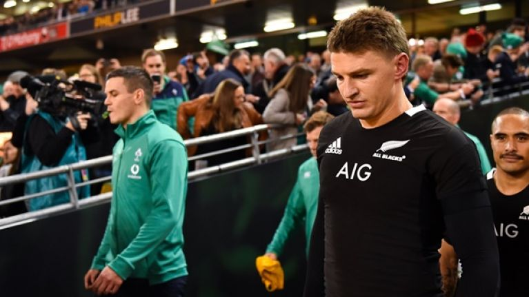 Ireland could play future Rugby Championship winners in world final