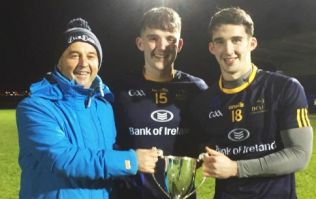 DCU beat Fitzgibbon kingpins UCC to record first ever League win