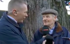 77-year-old Kildare trainer stuns Matt Chapman with inspirational story