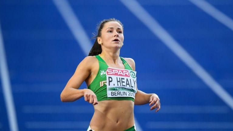 How Phil Healy became Ireland's fastest woman