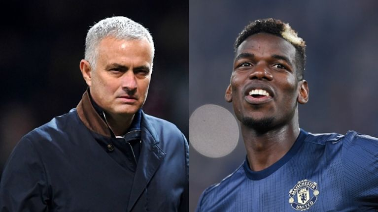 Paul Pogba has told Jose Mourinho his tactics are restricting Manchester United