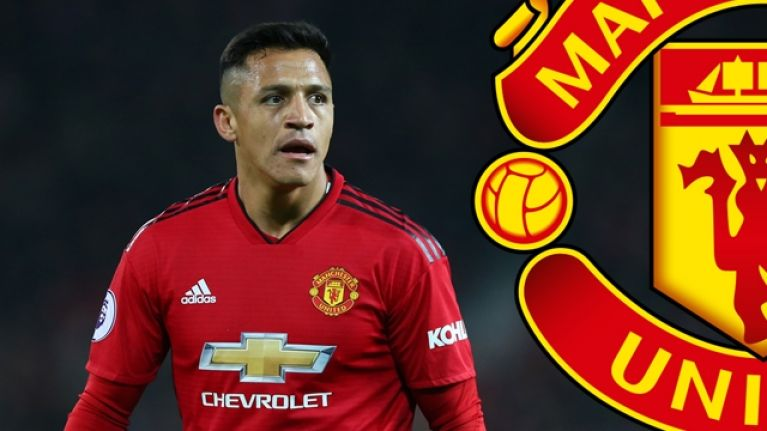 Two clubs have been approached about signing Alexis Sanchez from Manchester United