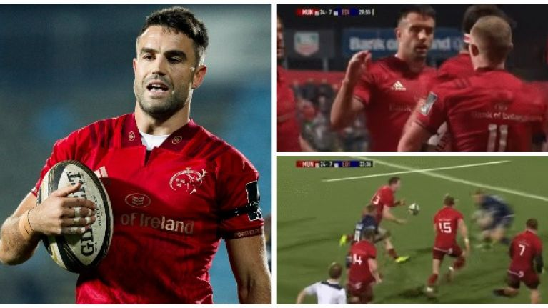 Analysis: Conor Murray's genius and Chris Farrell's playmaking
