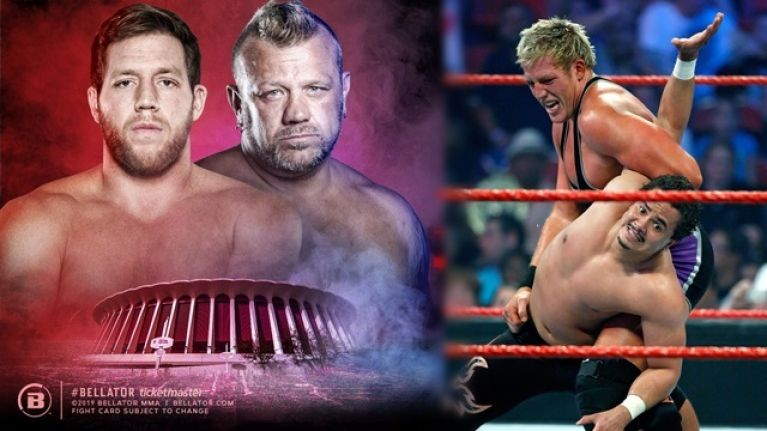 Ex-WWE superstar Jack Swagger will make MMA debut on one of the biggest cards of 2019