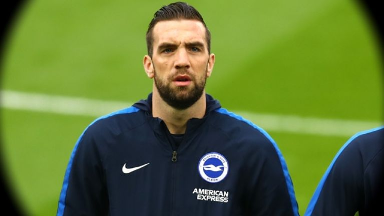 Shane Duffy up against it to get back into Brighton's team after Chris Hughton comments